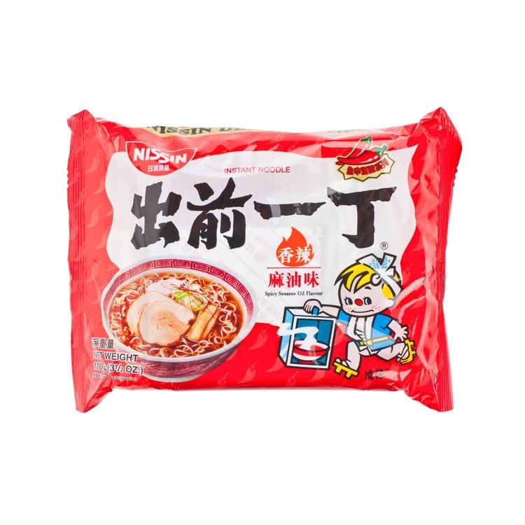 出前一丁 - 即食麵-香辣味 - 100GX5
