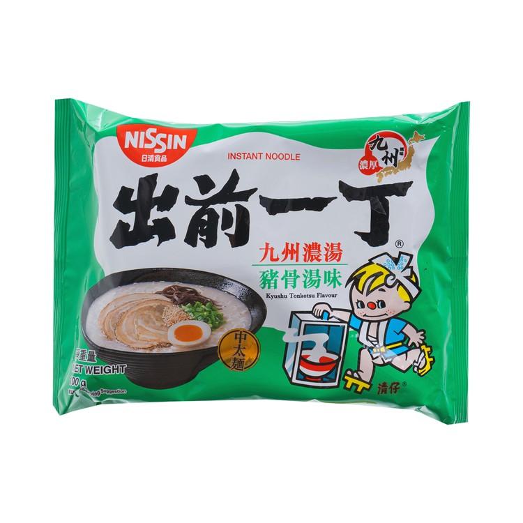 出前一丁 - 即食麵-九州豬骨濃湯味 - 100GX5