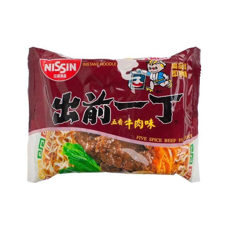 出前一丁 - 即食麵-牛肉味 - 100GX5