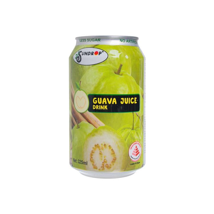 SUNDROP - GUAVA JUICE DRINK - 325MLX3