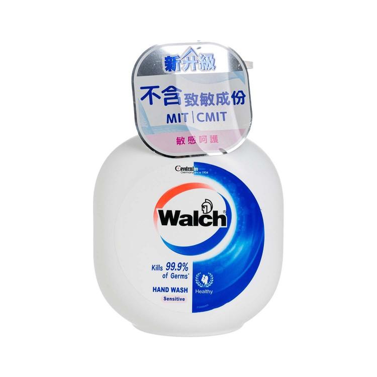 WALCH - HAND WASH GEL-SENSITIVE-12PCS - 450MLX12