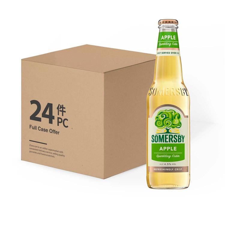 SOMERSBY - 蘋果酒-原箱 - 330MLX24