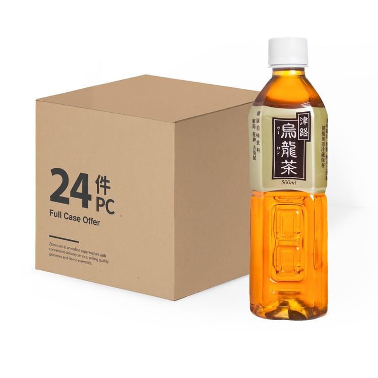 津路 - 烏龍茶-原箱 - 500MLX24