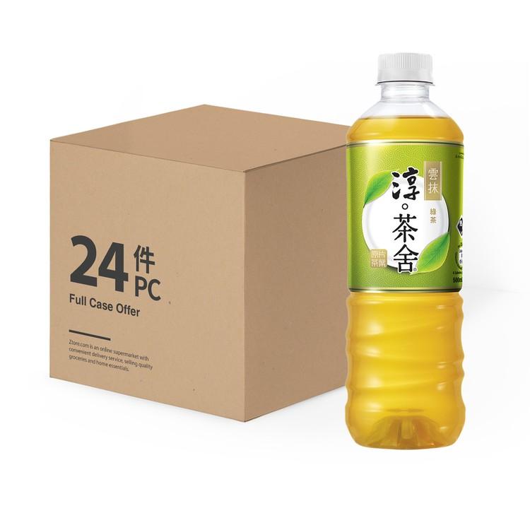 淳。茶舍 - 雲抹日式綠茶-原箱 - 500MLX24