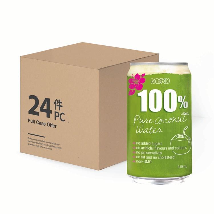 MEKO 美果 - 100% 純椰青水-原箱 - 310MLX24