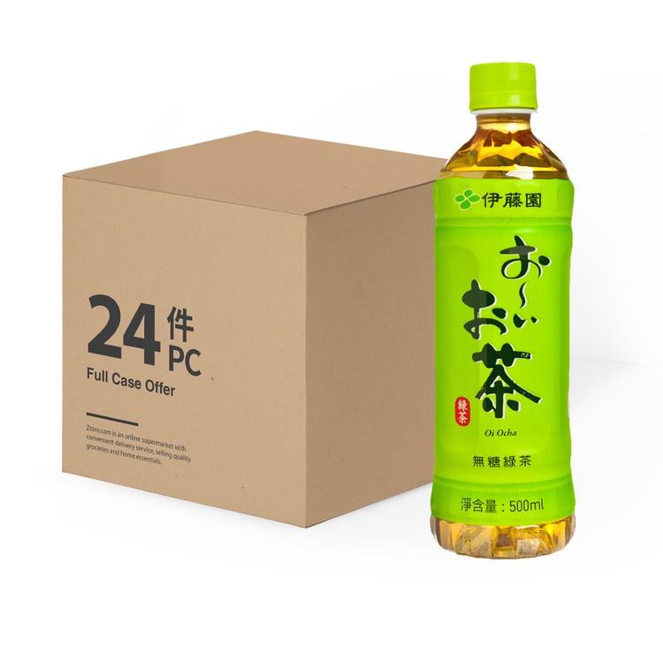 ITOEN - JAPAN GREEN TEA - 500MLX24