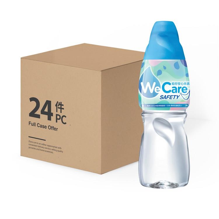 屈臣氏 - 礦物質蒸餾水-原箱 - 430MLX24