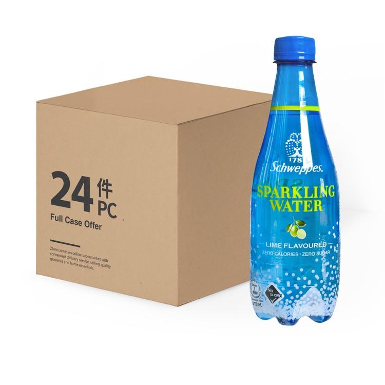 SCHWEPPES - SPARKLING WATER - 410MLX24