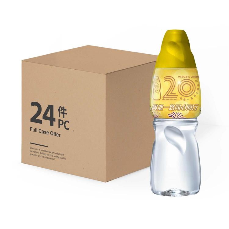 WATSONS - DISTILLED WATER(RANDOM PACKING) - 430MLX24