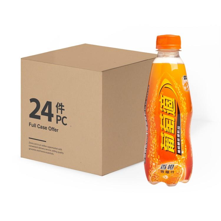 葡萄適 - 能量飲品-橙味-原箱 - 300MLX24
