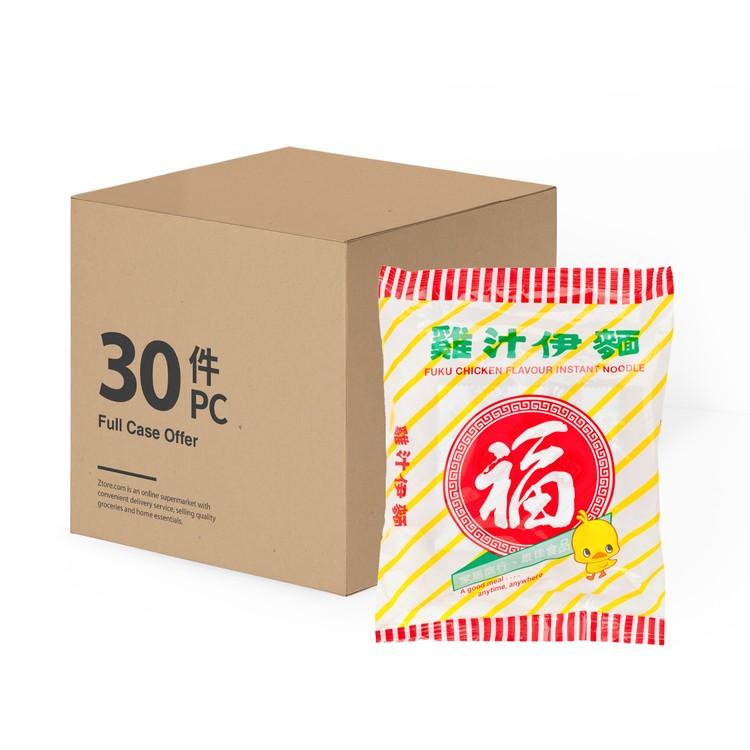 福字 - 雞汁伊麵-原箱 - 65GX30