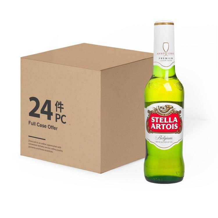 STELLA ARTOIS(平行進口) - 啤酒-原箱 - 330MLX24