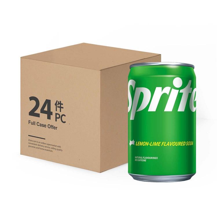 SPRITE - LIME FLAVOURED SODA MINI CAN(CASE) - 200MLX24