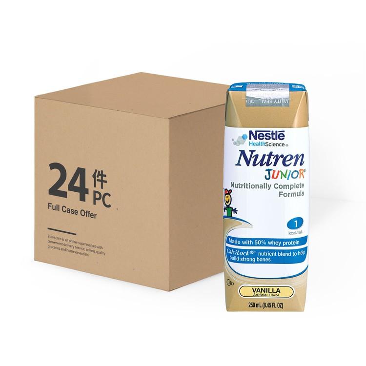NESTLE - NUTREN® JUNIOR (RTD)-CASE OFFER - 237ML X 24